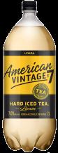 AMERICAN VINTAGE LEMON HARD ICED TEA 2 Litre