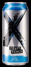 X BY KINKY - FRUIT PUNCH 473 ml