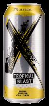 X BY KINKY - TROPICAL BLAST 473 ml