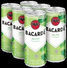 Bacardi Mojito 6 x 355 ml