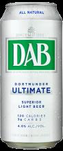 DAB ULTIMATE LIGHT BEER 440 ml
