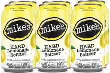 MIKE'S - HARD LEMONADE SELTZER 6 x 355 ml