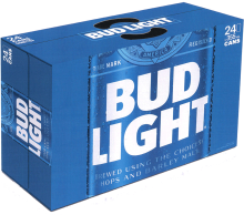 Bud Light 24 x 355 ml