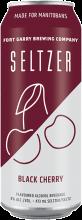 FORT GARRY BREWING - BLACK CHERRY SELTZER 473 ml