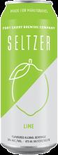 FORT GARRY BREWING - LIME SELTZER 473 ml