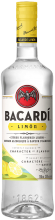 Bacardi Limon Rum 750 ml