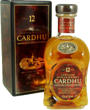 Cardhu 12 Year Old Single Malt Scotch 750 ml