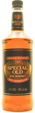 Hiram Walker Special Old Rye Whisky 1.14 Litre