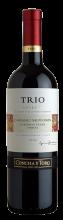 Concha y Toro Trio Cabernet Sauvignon, Cabernet Franc, Shiraz 750 ml