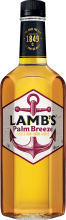Lamb's Palm Breeze Amber Rum 1.14 Litre