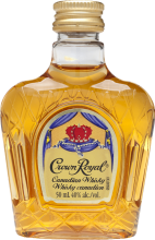 Crown Royal Deluxe Canadian Whisky 50 ml