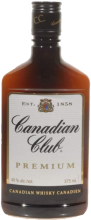 Canadian Club Premium Canadian Whisky 375 ml