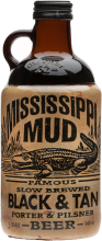 Mississippi Mud Black & Tan Slow Brewed Beer 946 ml