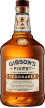 Gibson's Finest Venerable 18 Year Canadian Whisky 750 ml