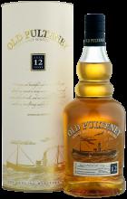 Old Pulteney 12 Year Single Malt Scotch Whisky 700 ml