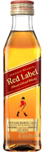 JOHNNIE WALKER RED LABEL BLENDED SCOTCH WHISKY 50 ml