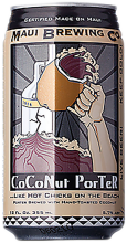 Maui Brewing CoCoNut Porter 355 ml