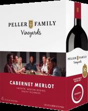 PELLER FAMILY VINEYARDS CABERNET MERLOT CASK 4 Litre