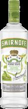 Smirnoff Green Apple Vodka 750 ml