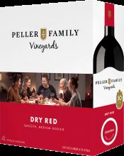 PELLER FAMILY VINEYARDS DRY RED CASK 4 Litre