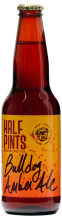 Half Pints Bulldog Amber Ale 6 x 341 ml
