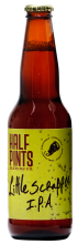 Half Pints Little Scrapper IPA 6 x 341 ml