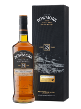 Bowmore 25 Year Islay Single Malt Scotch Whisky 750 ml