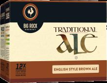 Big Rock Traditional Ale 12 x 355 ml