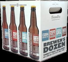 Brewsters Brewer's Dozen Variety Pack 12 x 355 ml