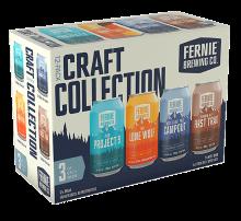 Fernie Brewing - Craft Collection 12 x 355 ml