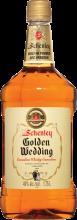 Schenley Golden Wedding Canadian Whisky 1.75 Litre