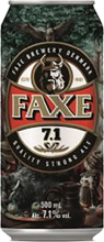 Faxe 7.1 Lager 500 ml