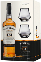 Bowmore 12 year Gift Pack 750 ml