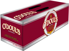 O'Doul's Amber De-alcoholized Beer 12 x 355 ml