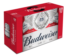 Budweiser 24 x 355 ml
