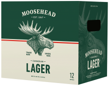 Moosehead Lager 12 x 341 ml