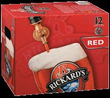 Rickard's Red 12 x 341 ml
