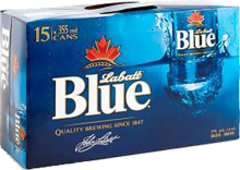 Labatt Blue 15 x 355 ml