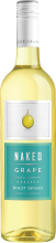 Naked Grape Unoaked Pinot Grigio 750 ml