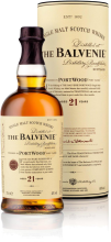 The Balvenie Portwood 21 Year Single Malt Scotch Whisky 750 ml