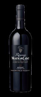 Baron Philippe de Rothschild Reserve Mouton Cadet Medoc AC 750 ml