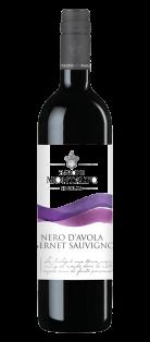 Montalto Nero d'Avola, Cabernet Sauvignon Sicilia IGT 750 ml