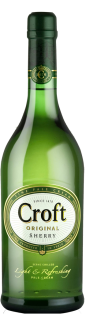 Croft Original Fine Pale Cream Sherry Manzanilla DO 750 ml