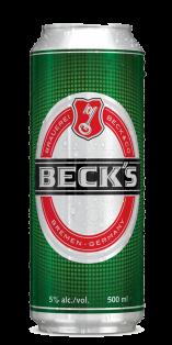 Beck's 500 ml