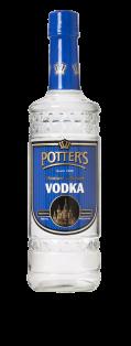 Potter's Vodka 750 ml