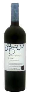 Thirty Bench Red VQA 750 ml