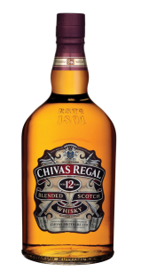 Chivas Regal 12 Year Blended Scotch Whisky 1.14 Litre