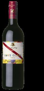 d'Arenberg The Love Grass Shiraz 750 ml