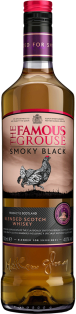 The Famous Grouse Smoky Black Blended Scotch Whisky 750 ml