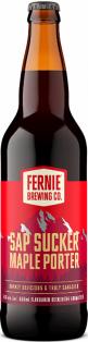 Fernie Brewing Sap Sucker Maple Porter 650 ml